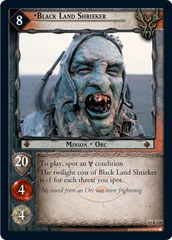Black Land Shrieker