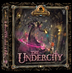 Iron Kingdoms Adventure - The Undercity Board Game