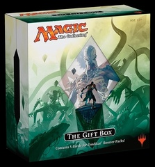 MTG Battle for Zendikar Holiday Gift Box 2015