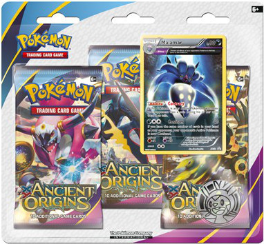 XY - Ancient Origins Malamar Blister Pack