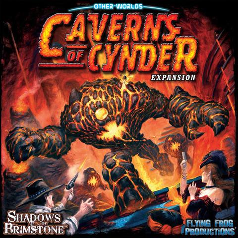 Shadows of Brimstone - Caverns of Cynder