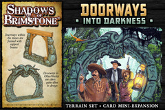 Shadows of Brimstone Doorways into Darkness Expansion