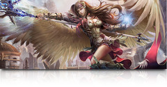 HCD Avenging Angel Table Playmat