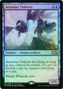 Aeronaut Tinkerer (2015 Convention Promo Foil)