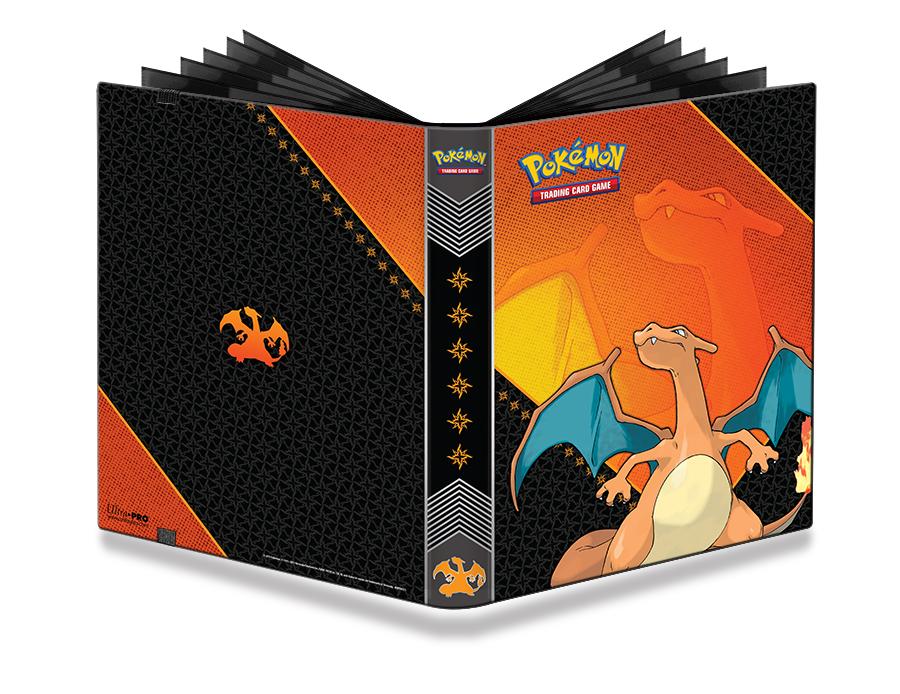 Ultra Pro Pokemon Charizard 9 Pocket Pro Binder