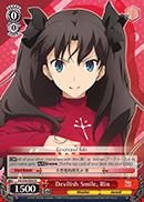 Devilish Smile, Rin - FS/S34-E054 - R
