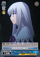 Berserkers Master Illya - FS/S34-E091 - C
