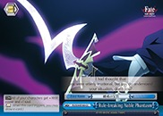 Rule-breaking Noble Phantasm - FS/S34-E100 - CC