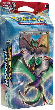 Pokemon XY8 BREAKThrough Theme Deck: Night Striker