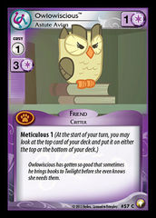 Owlowiscious, Astute Avian - 57
