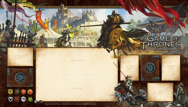 Knights Of The Realm Playmat Magic Products 187 Play Mats