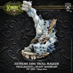 Extreme Dire Troll Mauler PIP 71098