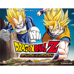 Dragon Ball Z Evolution (2015) Booster Box