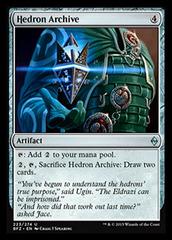 Hedron Archive - Foil