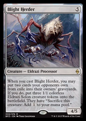 Blight Herder on Channel Fireball
