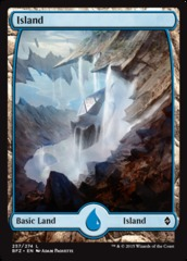 Basic Island (257) (Full Art)