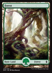 Basic Forest (270) (Full Art)