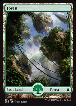 Forest (271) (Full Art)