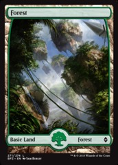 Basic Forest (271) (Full Art)