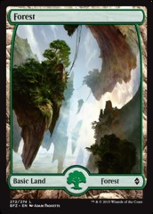 Basic Forest (272) (Full Art)