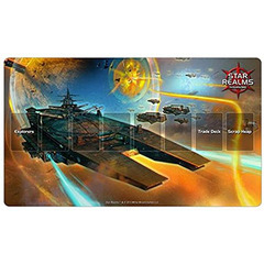 Star Realms War World Playmat