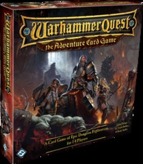 The Adventure Card Game (Warhammer Quest)