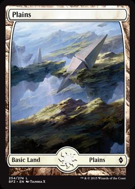 Plains (254) - Foil - Full Art