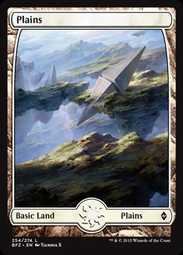 Plains (254) - Foil (Full Art)
