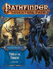 Pathfinder Adventure Path #98: Turn of the Torrent