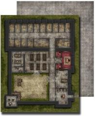 GameMastery Flip-Mat: Prison