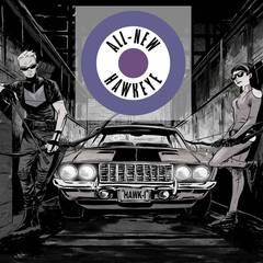 All New Hawkeye #1 Greene Hip Hop Var