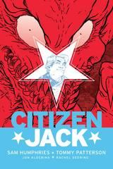 Citizen Jack #1 Cvr A Patterson (Mr)