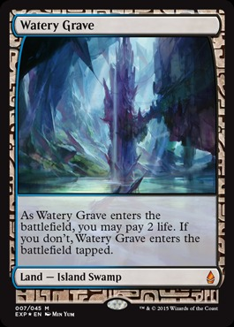 Watery Grave (Masterpiece Foil)