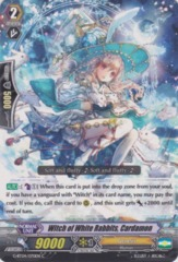 Witch of White Rabbits, Cardamom - G-BT04/070EN - C