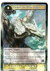 Gwiber, the White Dragon - SKL-009 - U - 1st Edition