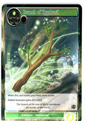 Branch of Yggdrasil - SKL-054 - C - 1st Edition on Channel Fireball
