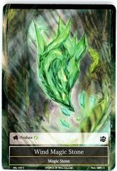 Wind Magic Stone - SKL-105 - C - 1st Edition