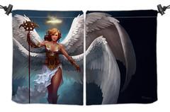 Inked Alianna, Angel of Wisdom Dice Bag