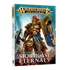Battletome: Stormcast Eternals (Hardcover)