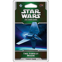 Star Wars: The Card Game Expansion - The Forest Moon Force Pack
