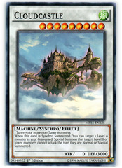 Cloudcastle - MP15-EN125 - Common - 1st Edition