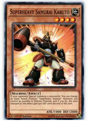 Superheavy Samurai Kabuto - MP15-EN132 - Common - 1st Edition