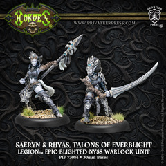 Saeryn & Rhyas, Talons of Everblight PIP 73084