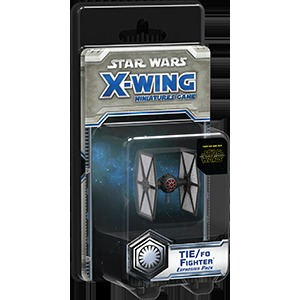 Star Wars: X-Wing Miniatures Game - Tie/fo Expansion Pack