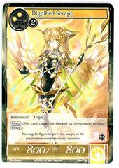 Dignified Seraph - SKL-006 - U - 1st Edition (Foil)