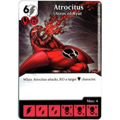 Atrocitus - Atros of Ryut (Die & Card Combo)