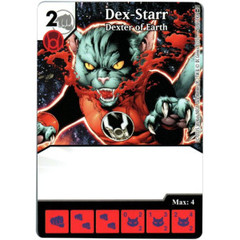 Dex-Starr - Dexter of Earth (Die & Card Combo)