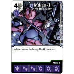 Indigo-1 - Merciful Leader (Die & Card Combo)