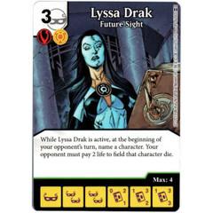 Lyssa Drak - Future Sight (Die & Card Combo)