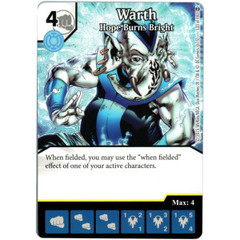 Warth - Hope Burns Bright (Die & Card Combo)